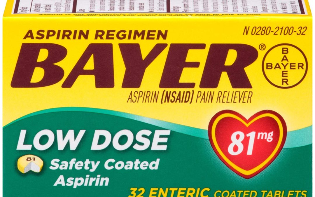 Is Baby Aspirin Harming Our Seniors?