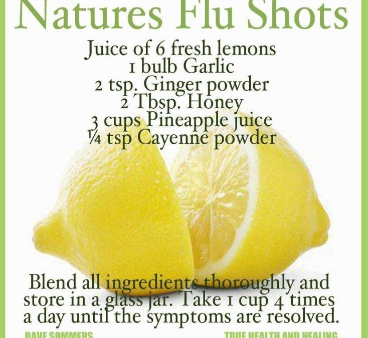 Can People With the Flu Be Helped Naturally?