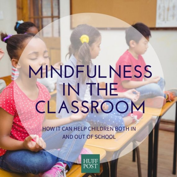 Can Mindfulness Prevent Classroom Violence?